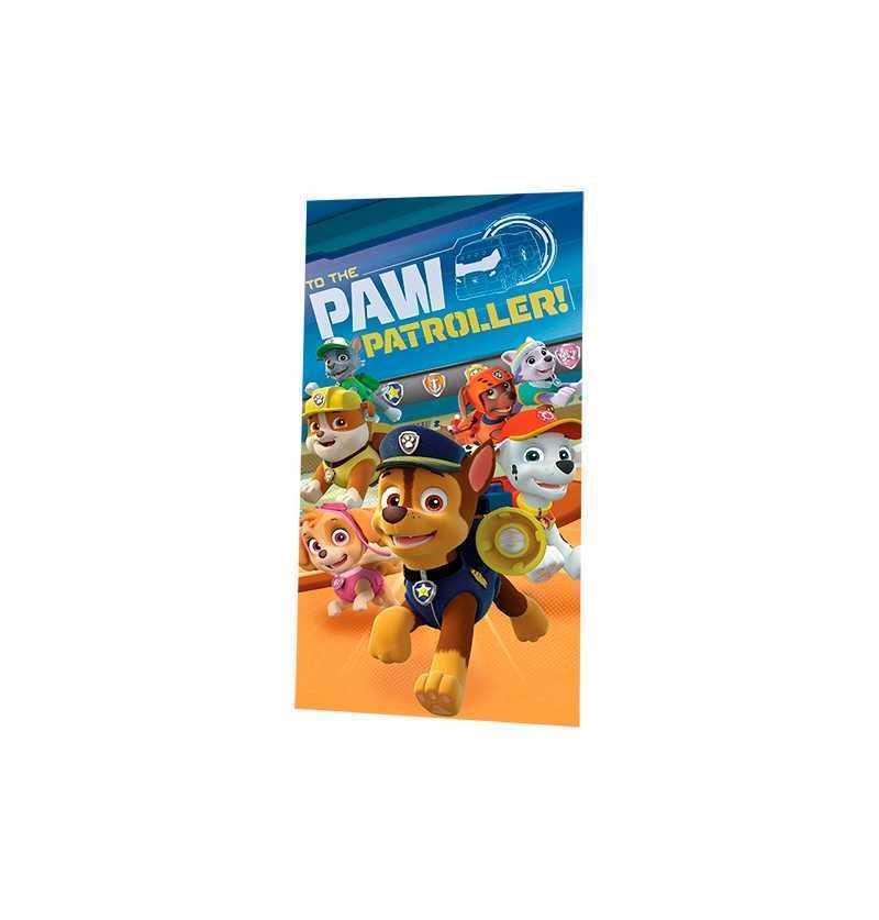 Comprar Toalla Paw Patrol Patrulla Canina