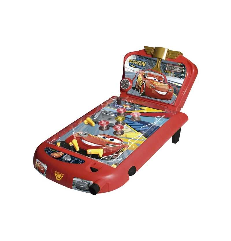 Super Pinball Cars