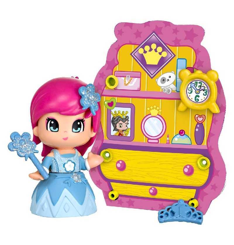 Pinypon Princesa con Espejo...