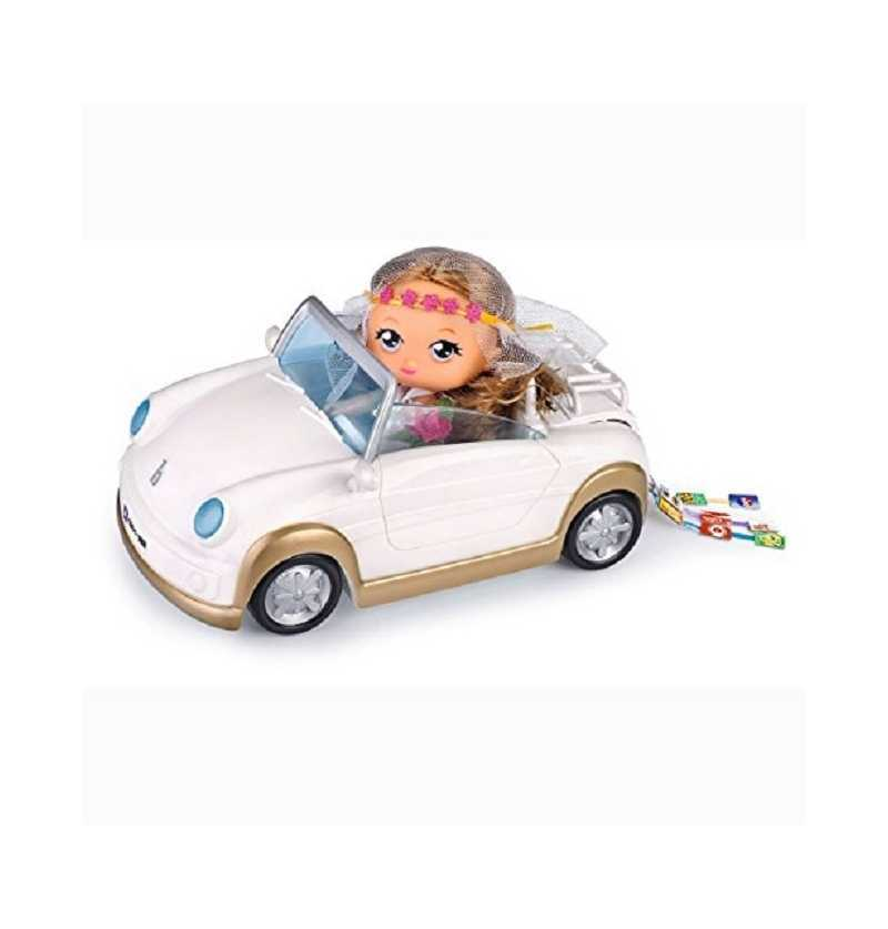Barriguitas coche de Novios  700012099