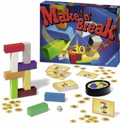 Make ´n Break Juego