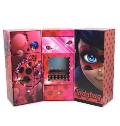 LadyBug Taquilla Triple Joyero