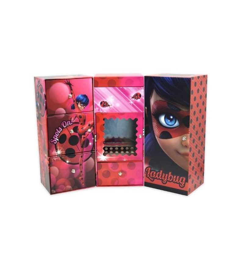 LadyBug Comprar Taquilla Triple Joyero