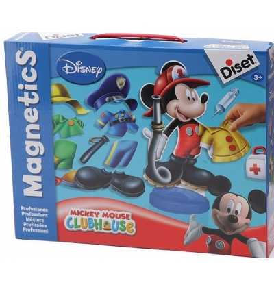 Magneticos Viste  Mickey