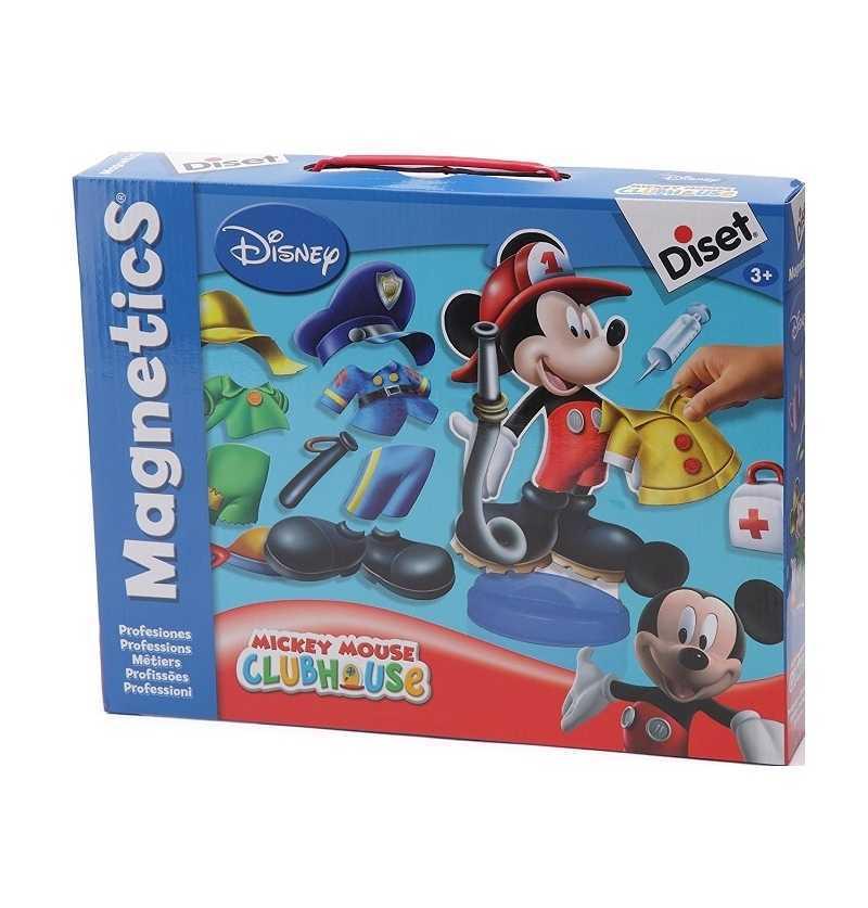 Mickey - Magneticos Viste  diset