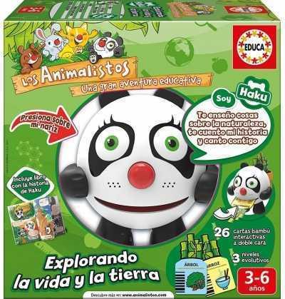 Animalisto Haku El Oso Panda