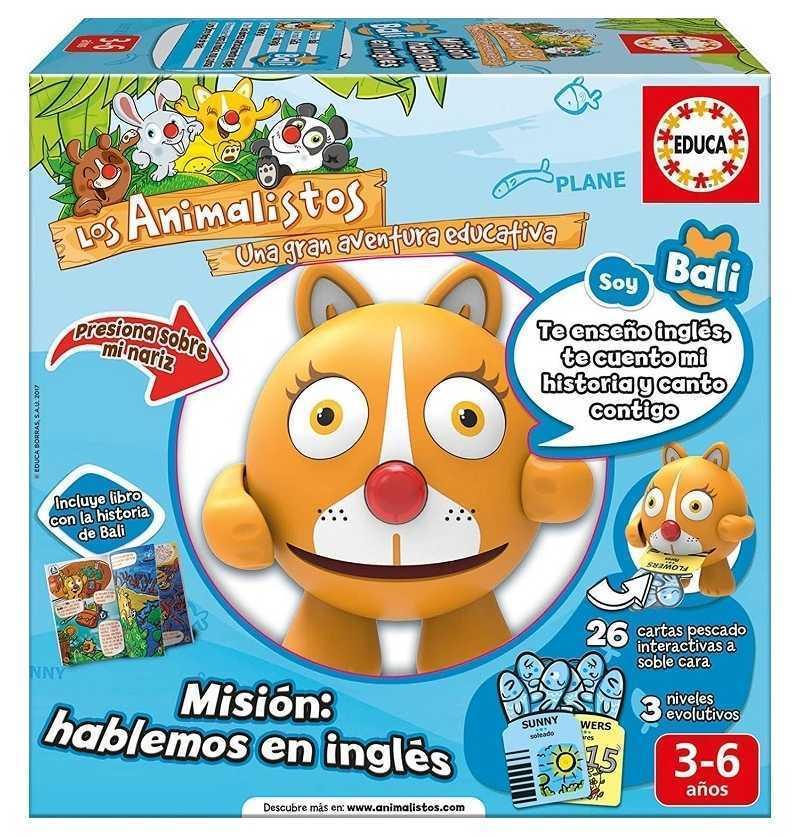 Comprar juego Animalisto Bali La Gatita