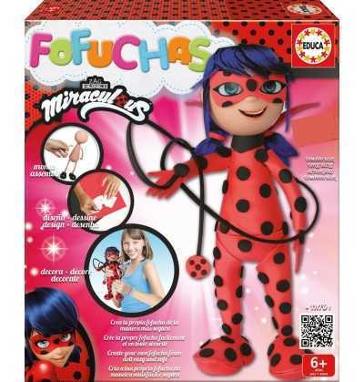 Fofucha Lady Bug