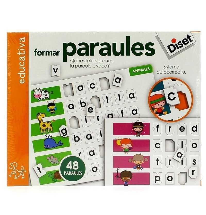 Formar Paraules
