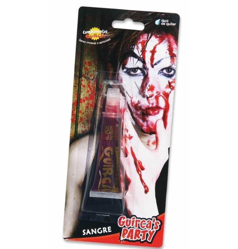 Sangre imitación halloween