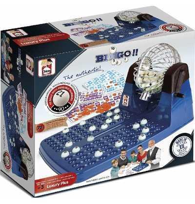 Bingo Loteria XXL Premium