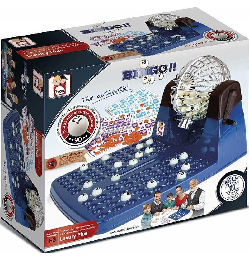 Comprar Bingo Loteria XXL Premium