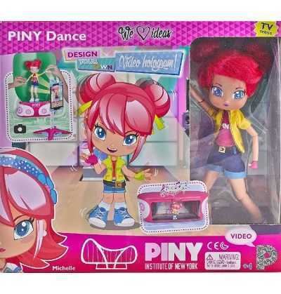 Piny Dance Pinypon Michelle