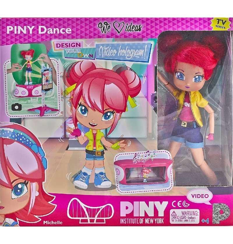 Comprar Piny Dance Pinypon Michelle
