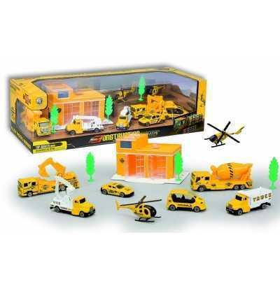 Set de Construcción Vehiculos