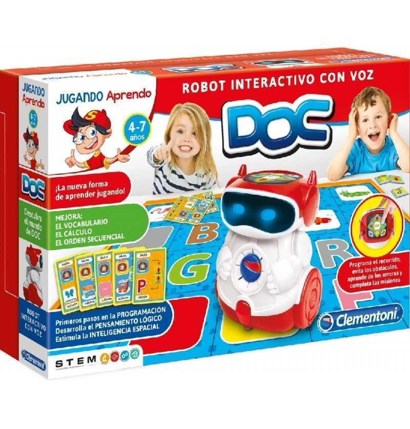 Doc   El Robot Educativo