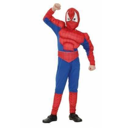 Disfraz Spider  Musculoso Infantil