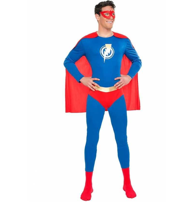 Comprar Disfraz Superheroe Adulto