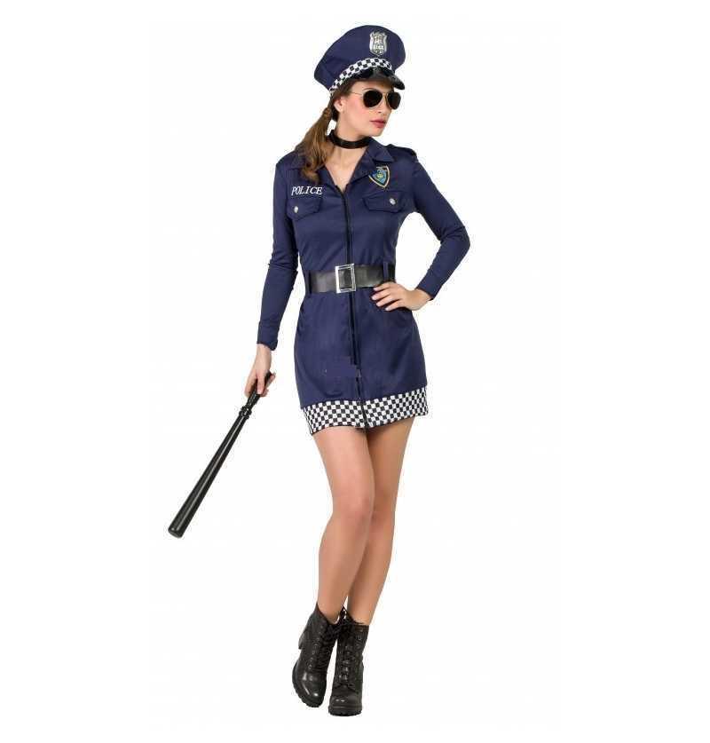 Comprar Disfraz Policia Mujer Adulto Sexy