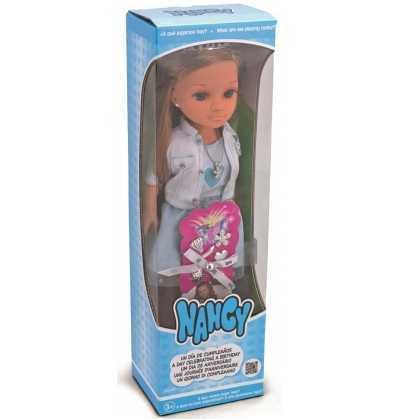 Nancy  un Día  de Cumpleaños