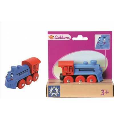 Tren  Vias Locomotora  cara