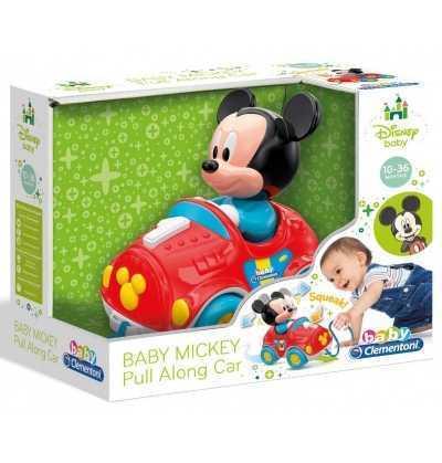 Arrastre Coche Mickey