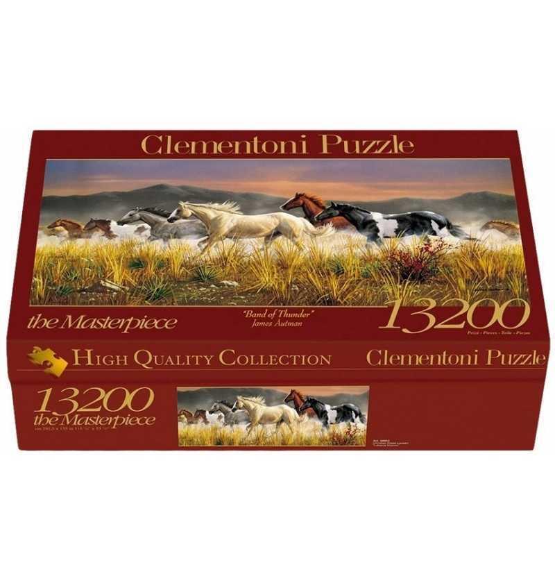 Comprar Puzzle 13200 Piezas Caballos