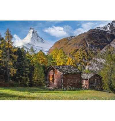 Puzzle 2000  Fascinando con Matterhorn