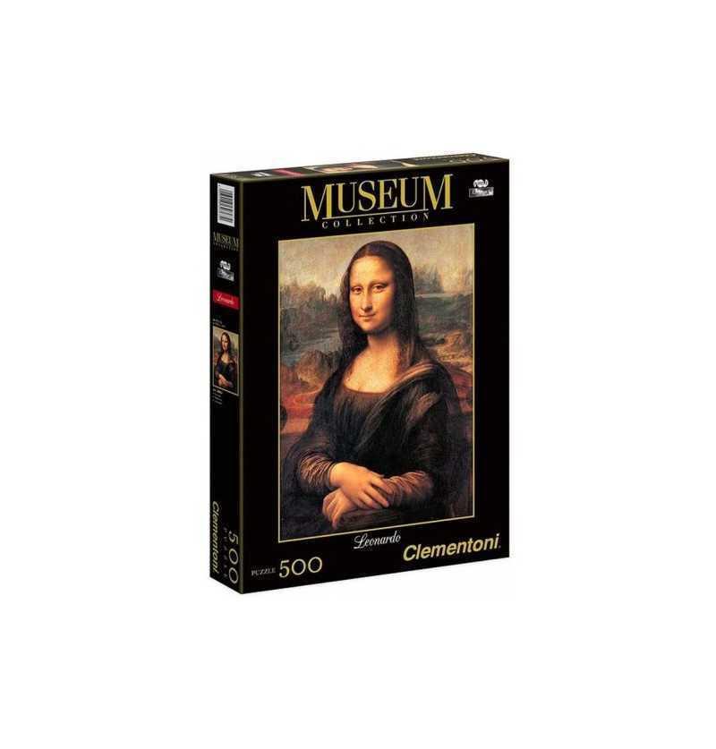 Puzzle 500 Museo Leonardo...