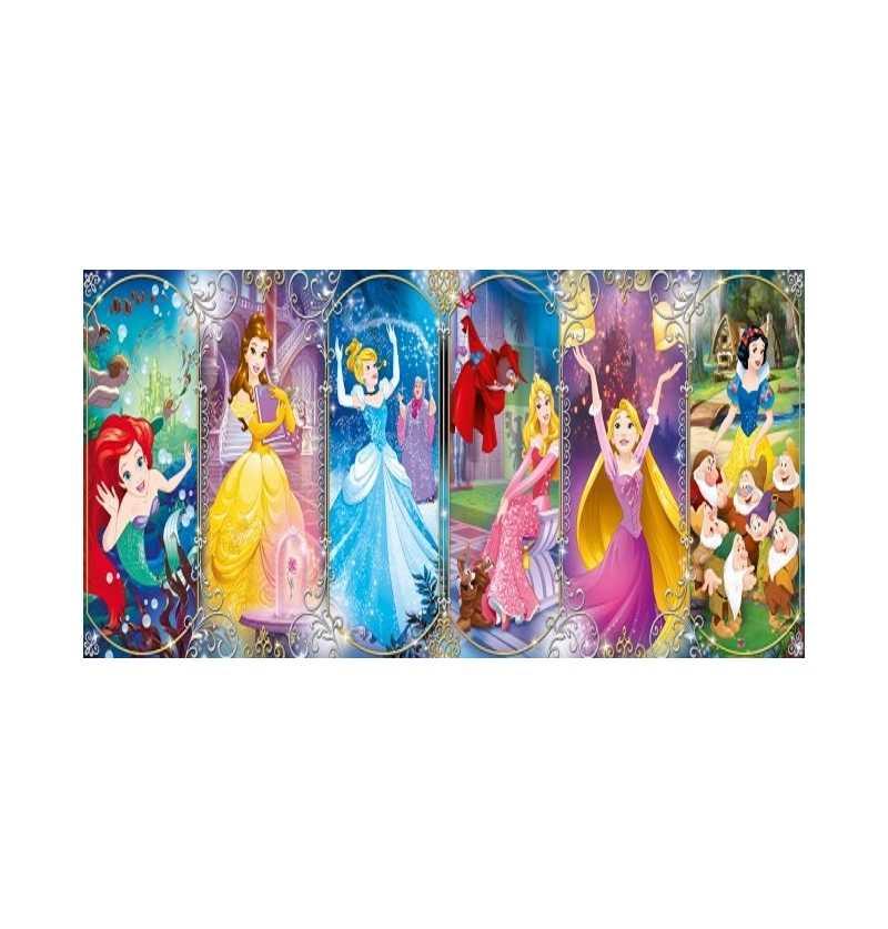 Puzzle 1000 Princesas Panoramico