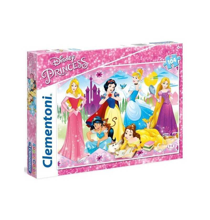 Puzzle 104 Princesas Disney