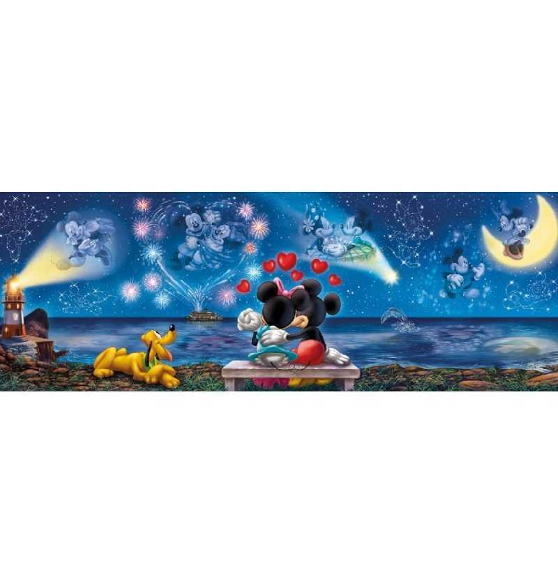 Puzzle 1000 Mickey y Minnie...