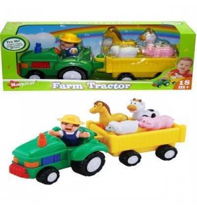 Tractor Animales Sonidos