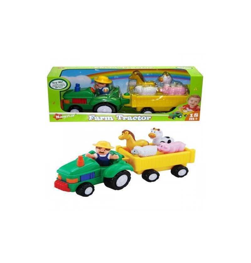 Comprar Tractor Animales Sonidos Bebe