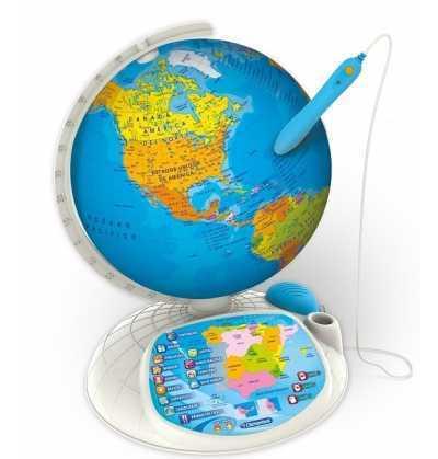Explora el Mundo   Globo Interactivo