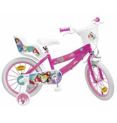 Bicicleta Princesas Disney 16 Pulgadas