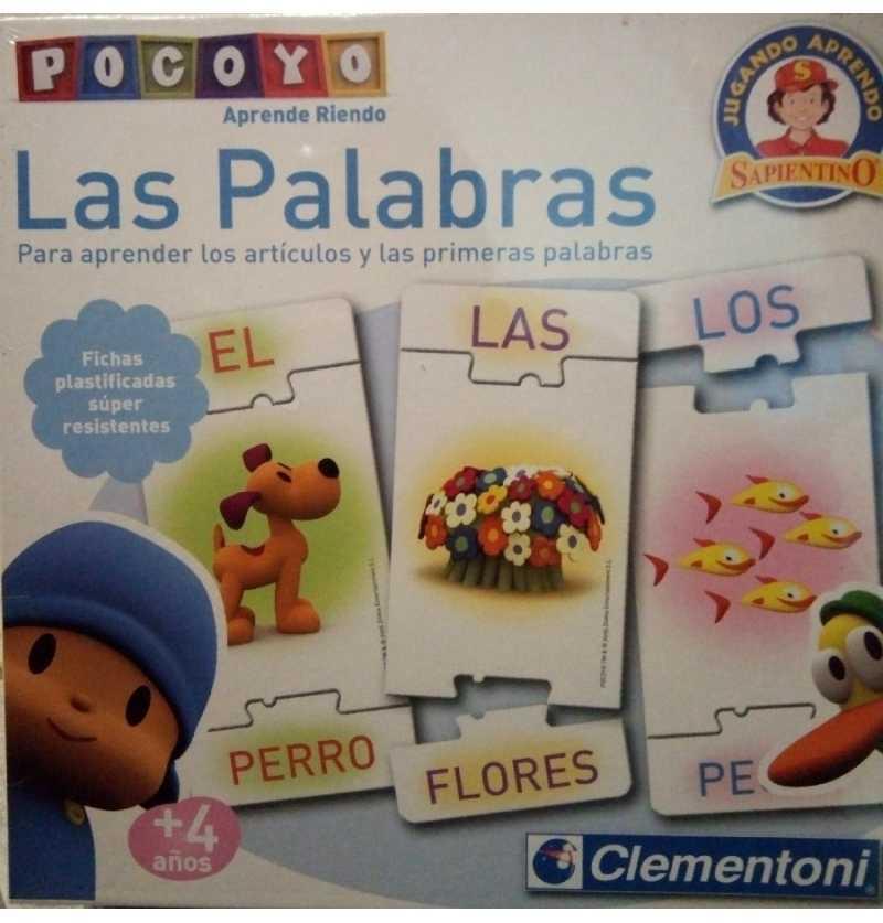 Las Palabras con Pocoyo