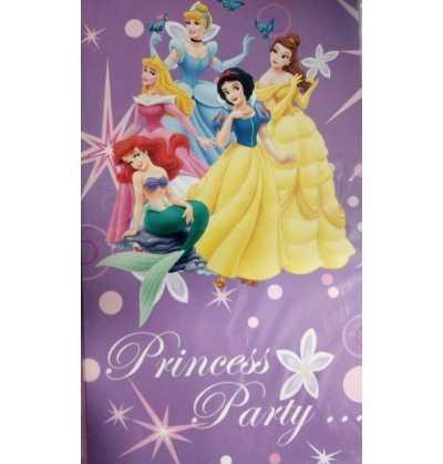 Invitaciones  Sobre Princesas