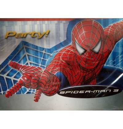Invitaciones Spiderman