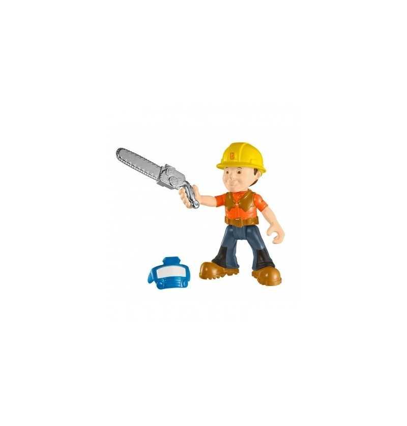 Figura Bob Constructor con Sierra