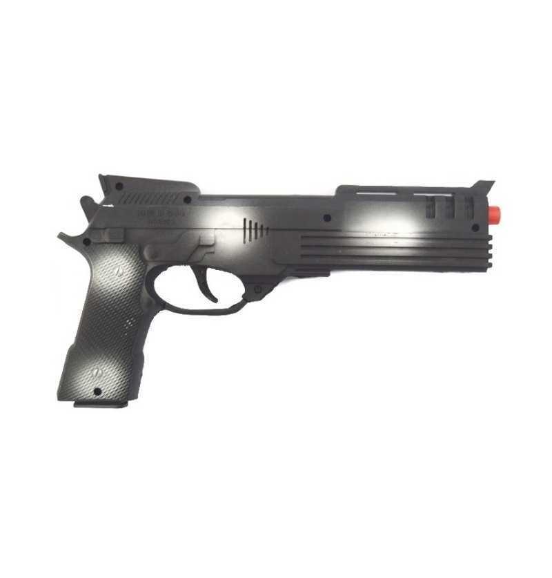 Pistola Ganster Policia Plastico