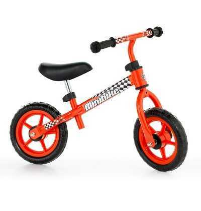 Bicicleta sin Pedales Roja con Casco