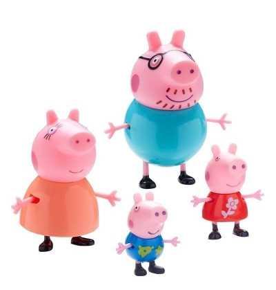 Peppa Pig Familia  Pack