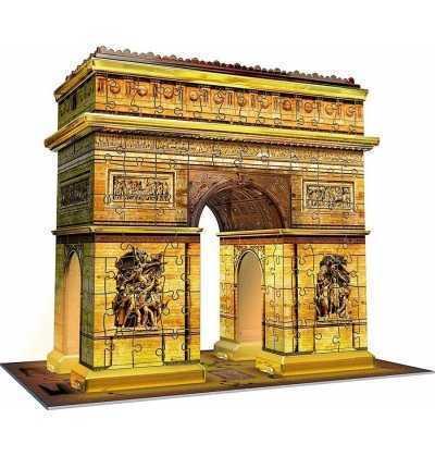 Puzzle 3D Arco del Triunfo Night Edition