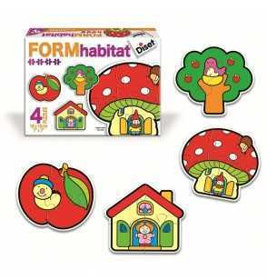 Form Habitat