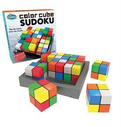 Color Cubes  Sudoku