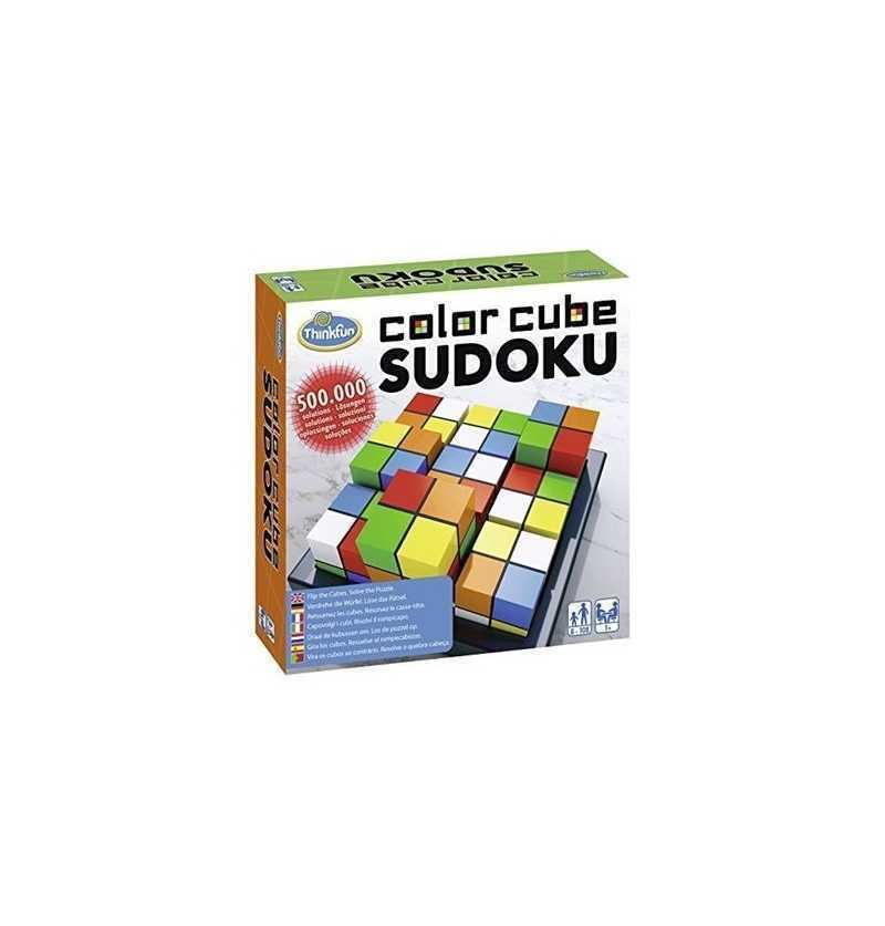 Comprar Juego de Mesa Color Cubes Sudoku