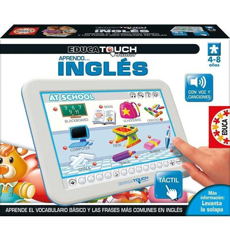 Comprar juego educativo Educa Touch Junior Ingles