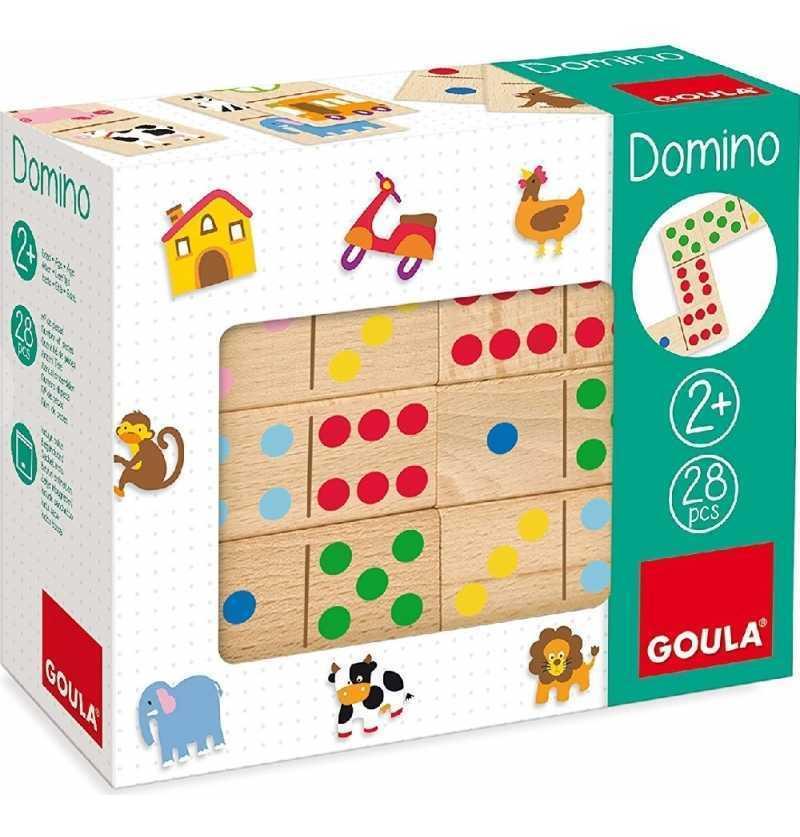 Topycolor Domino Madera