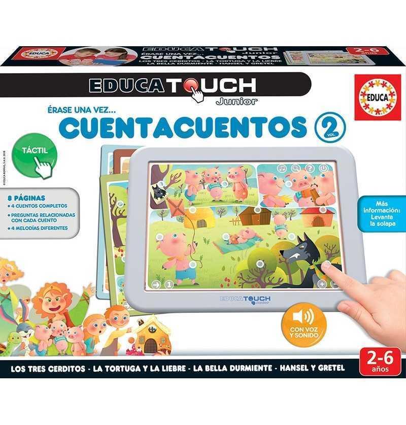 Comprar Juego Educa Touch Junior Cuenta Cuentos 2